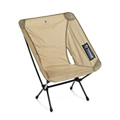 Ultralight, compact camping and backpacking chair weighs just 1.2 pounds and packs smaller than a bottle of water (measures 4 x 4 x 13.5 inches packed) Lightweight, folding chair frame is constructed from advanced DAC aluminum alloy to provide maximu...