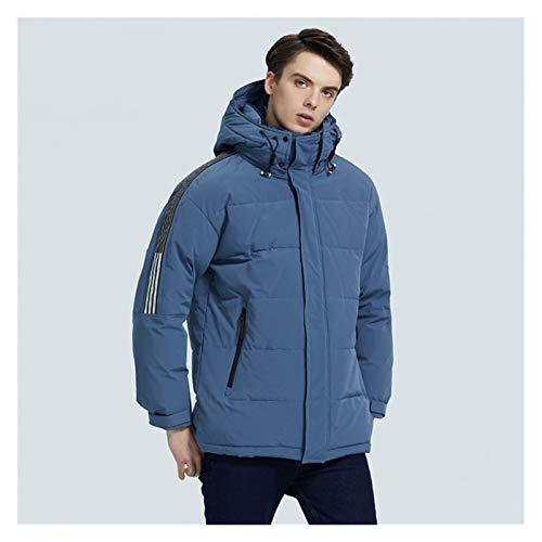 TBAO Winter Herrenjacke Lässiger Herrenmantel Modische Outdoor Herrenbekleidung Winddichte Und Warme Jacken (Color : M462, Size : 50)