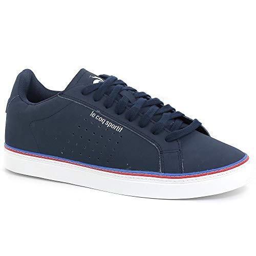 le coq Sportif Dames Courtace Sport Dress Blue Sneakers