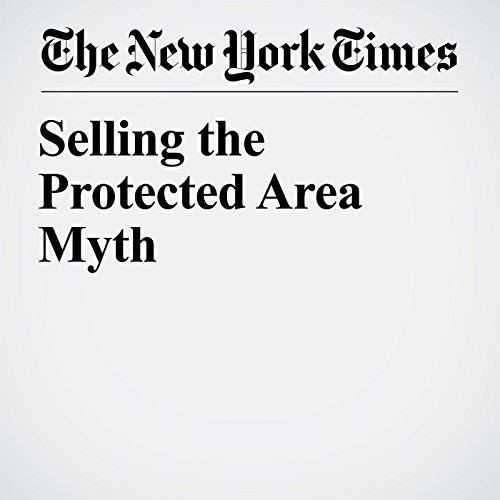 Selling the Protected Area Myth copertina