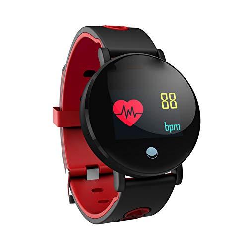 FUNBS 2020El Reloj Inteligente multifunción más Popular, Bonito Reloj de Pulsera, Superficie esférica de Color de Alta definición, ami Red