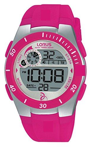Lorus Watches–Bracciale unisex orologio Novak Djokovic Foundation...