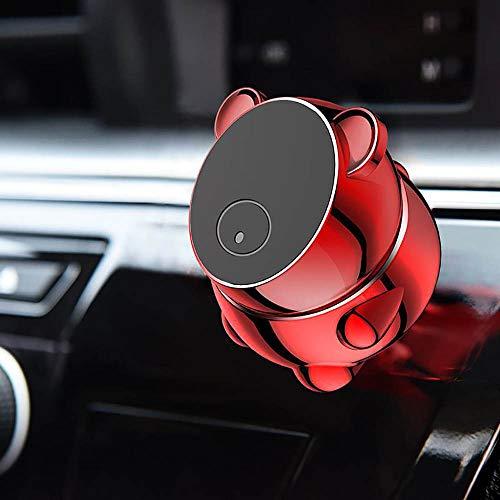 Handyhalterung Auto Handyhalterung Magnet Universal 360 Grad Drehung Kfz LüFtung Halter füR Huawei und Jedes Andere Smartphone Oder GPS-GeräT, AutozubehöR