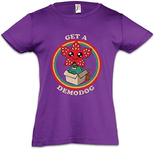 Urban Backwoods Get A Demodog I Camiseta para Niñas Chicas niños T-Shirt