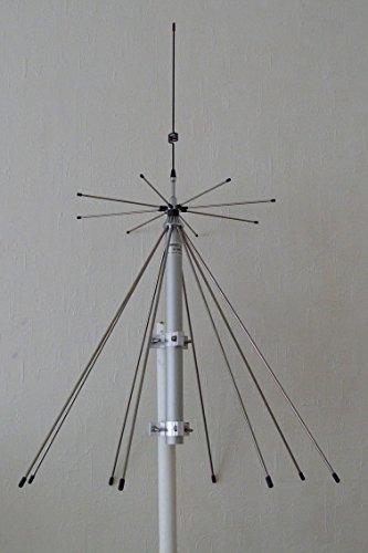 Sirio Antenna SD 2000 U 100 Mhz-2 Ghz Discone Wide Band Antenna