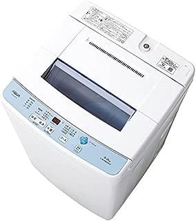 アクア 6.0kg 全自動洗濯機 ホワイトAQUA AQW-S60F-W