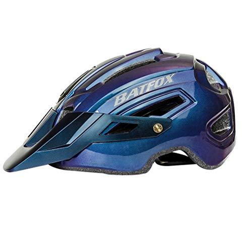 Abaodam Head Cover Fahrradhelm Sporthelm mit Vorsicht Licht