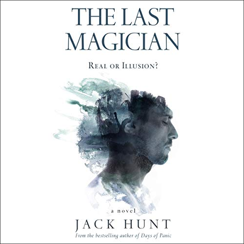 The Last Magician cover art