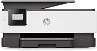HP OfficeJet 8012 Multifunktionsdrucker (HP Instant Ink, A4, Drucker, Scanner, Kopierer, WLAN, Duplex, HP ePrint, Airprint, mit 6 Probemonaten HP Instant Ink Inklusive) basalt