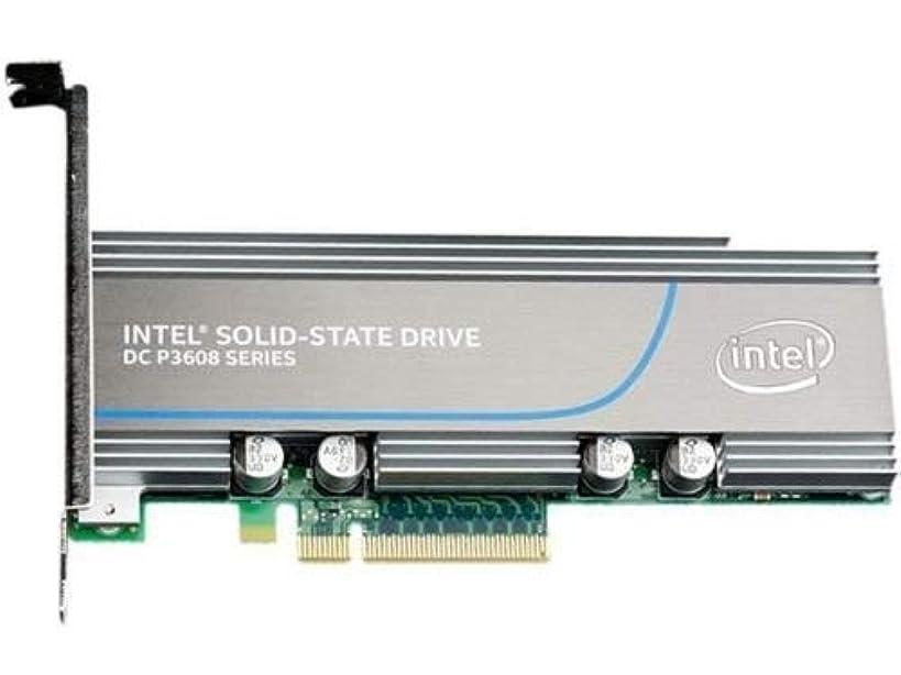 葉オリエント禁輸Intel DC P3608 SSDPECME016T4 Half-Height, Half-Length (HH-HL) 1.6TB PCI-Express 3.0 x8 MLC Enterprise Solid State Drive Generic Single Pack - OEM [並行輸入品]