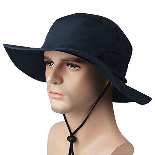 ECYC Hommes Femmes Outdoor Outdoor Outdoor Cap, Royal Blue