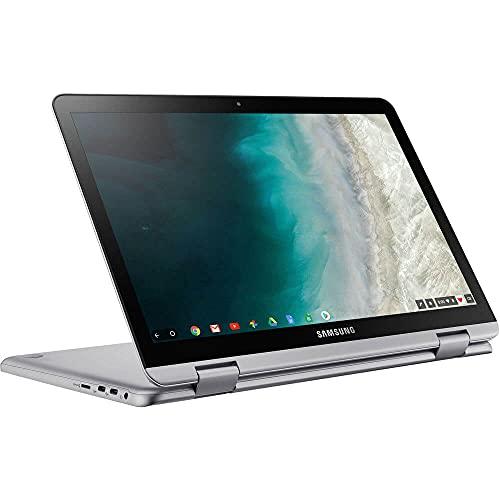 Samsung Convertible 2-in-1 Chromebook, 12.2inch FHD Touchscreen Display, Intel Celeron 3965Y Processor 1.50Ghz, 4GB Ram, 32GB SSD, WiFi, Chrome OS(Renewed)