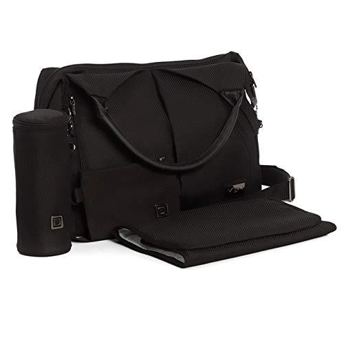 Moon Kollektion 2020 Wickeltasche Messenger Bag Fashion black | 68010042-201