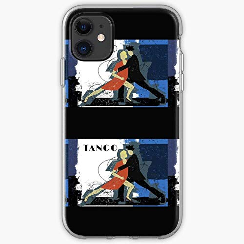 TIINTEXBA Compatible with iPhone 12/12 Pro MAX 12 Mini 11 Pro MAX SE X XS MAX XR 8 7 6 6s Plus Case Vino City Mate Typical of Tango Things Argentino Dance Argetinal Argentina Phone Cases Cover
