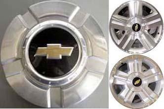 chevy 18 inch wheel center cap - 9