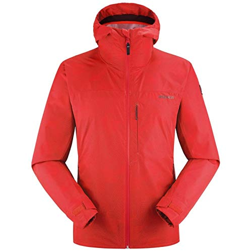 Eider Bright Jacket 2.0 Herren Regenjacke XL Fire / Stripes Print