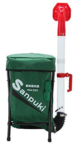 肥料散布器 ホームクラフト HSA-25Z (タンク容量20L)