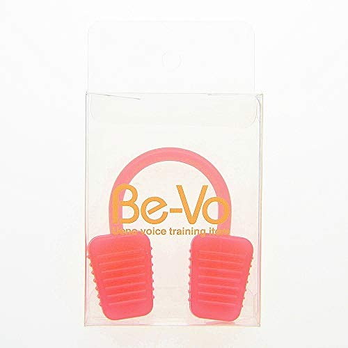 Be-Vo (ビーボ) ボイストレーニング器具 自宅で簡単ボイトレグッズ (ピンク)
