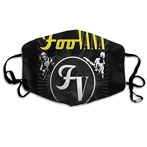 F-Oo Fig-Hte-Rs Face Balaclava Dust Scarf Waschbare und Wiederverwendbare Bandanas Stirnbänder Kopfbedeckungen