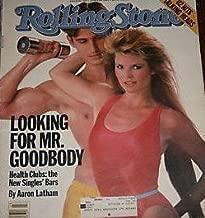 Rolling Stone Magazine # 397 June 9 1983 Christy Brinkly