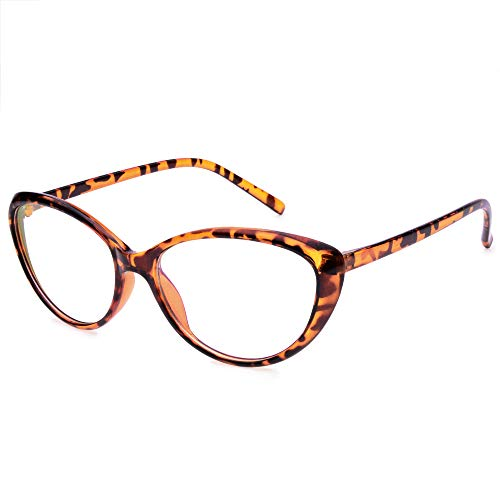Katzenauge Kurzsichtigkeit Brille -0.25 bis -4.00 Frauen Weitsicht Brille