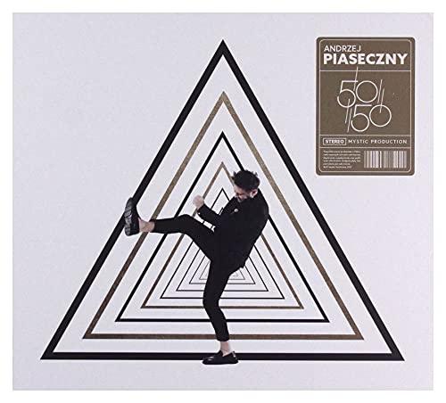 Andrzej Piaseczny: 50/50 (digipack) [CD]