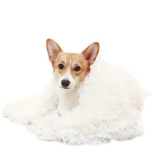 HACHIKITTY Hundedecke aus Kunstfell, groß, weiche Hundedecke für große Hunde, weiche Hundedecke, Mehrfachnutzung