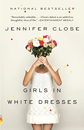 Image of Girls in White Dresses