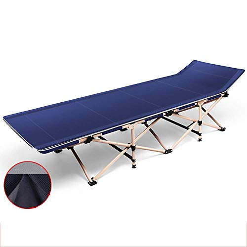 LFDHSF Tumbona, Cama Solar Silla de Oficina portátil Plegable de Cama Individual Cama Individual Sunbed Siesta Sunbed Sunbed Outdoor Beach Chair