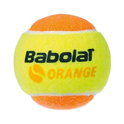 Babolat Orange X36 Bolsa de Pelotas de Tenis, Unisex Adulto, Amarillo, Talla...