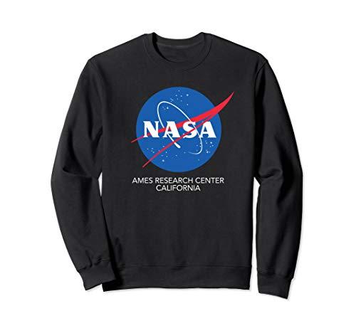 NASA Meatball Logo - Ames Research Center Sweatshirt