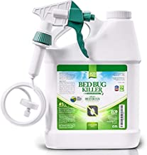 Eco Defense Bed Bug Killer, Natural Organic Formula Fastest (1 Gallon)