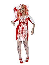 Extra Large Zombie Nurse Outfit For Women