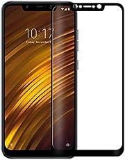 DD SON Tempered Glass for Xiaomi Poco F1 (11D)-Edge to Edge Full Screen Coverage