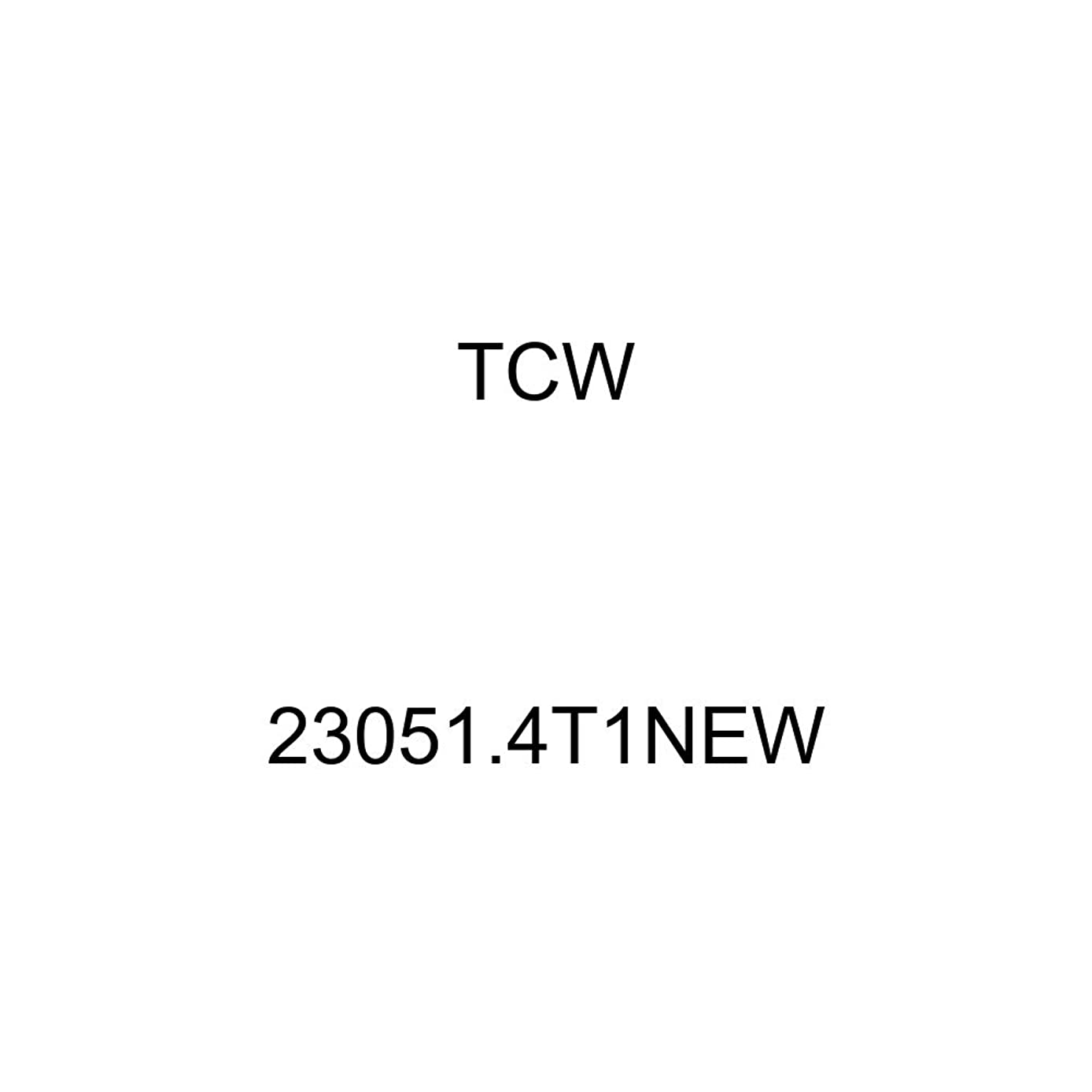 TCW New A/C Compressor with Extra Quality Controls 23051.4T1NEW