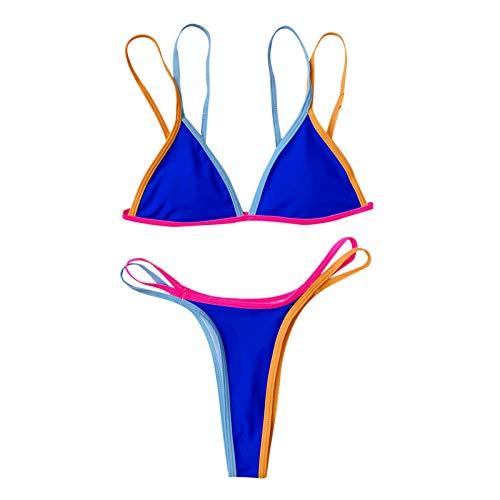 Junjie Women Sexy Push Up Bikini Lining Bra Underwear Personalized Swimsuit Swimwear Beach Swimwear Sports Bikini