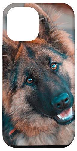 iPhone 12 Pro Max German Shepherd Dog Design for Men Women Teens Case