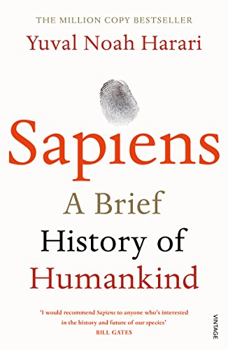 Sapiens: A Brief History of Humankind (English Edition) eBook ...
