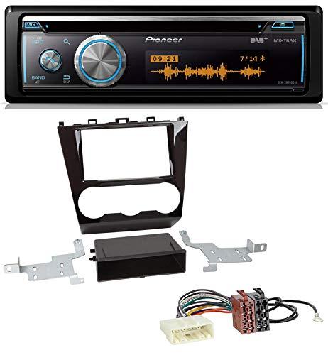 caraudio24 Pioneer DEH-X8700DAB MP3 DAB USB CD Bluetooth Autoradio für Subaru Forester SJ Facelift ab 15