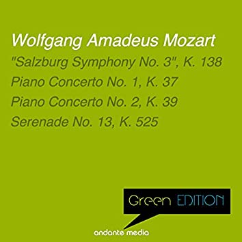 "Green Edition - Mozart: ""Salzburg Symphony No. 3"", K. 138 & Piano Concerti Nos. 1, 2"