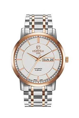 Roamer Herren-Armbanduhr Analog Automatik 570637 49 65 50