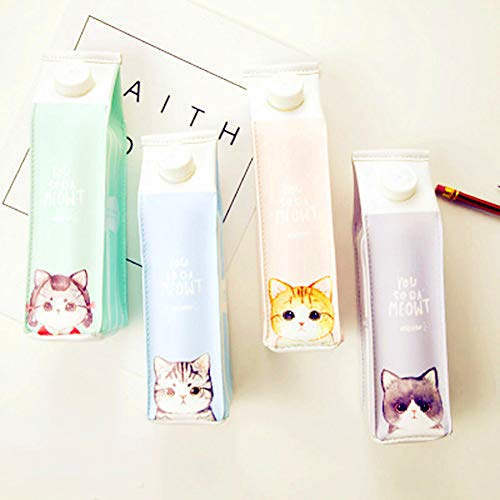 筆箱 女の子 ペンケース 筆箱 筆箱 男の子 筆入れ ふで箱 男の子 男の子 ペンケース Sho Shinn 猫 ピンク