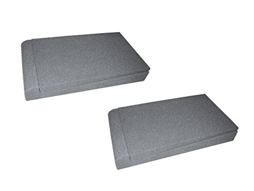 Omnitronic 6000450U Isolationpad Monitor 170 x 300 x 40 2X