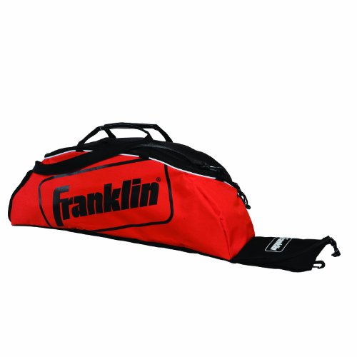 Franklin Sports Junior Equipment Bag, Unisex, Red