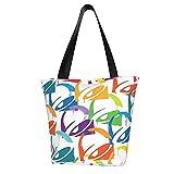 Taco Bell Bolso de hombro de gran capacidad para mujer, bolso de moda, casual, compras, trabajo, escuela, viajes