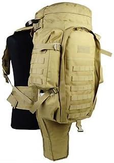6d419bbc4fbaf GEARDO Military Tactical Backpack Rifle Gun Storage Holder Military  Survival Trekking Hiking Fishing Rod Bag W