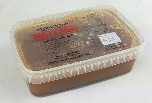 Sapone Africano nero - Base per sapone 2kg
