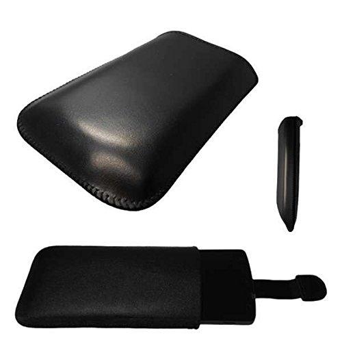 caseroxx Caso per Zopo ZP 980, tasca (Caso in nero)