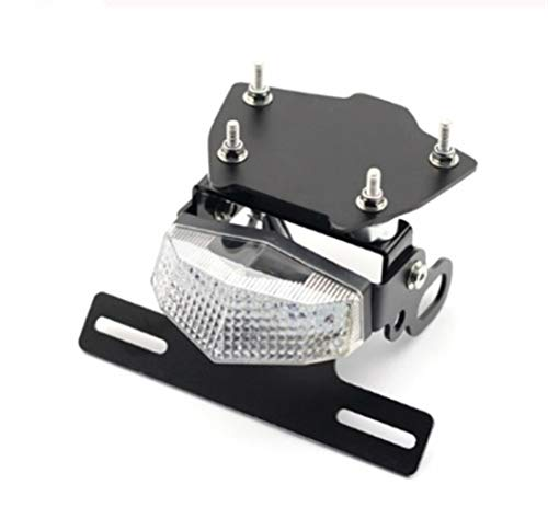 Kennzeichenhalter LED Rücklicht for NC700 S/X NC750 Motorrad Kennzeichenhalter Fender Eliminator NC750X
