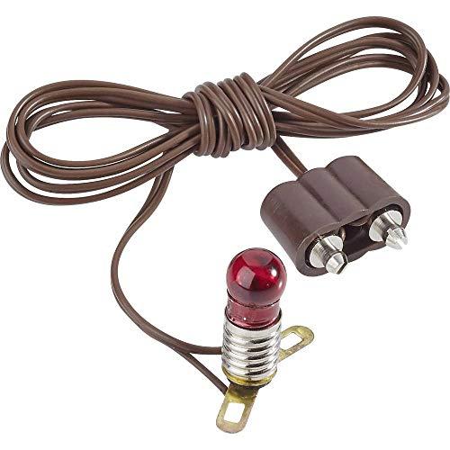 Kahlert Licht 60602 Minipuppenzubehör, braun, rot